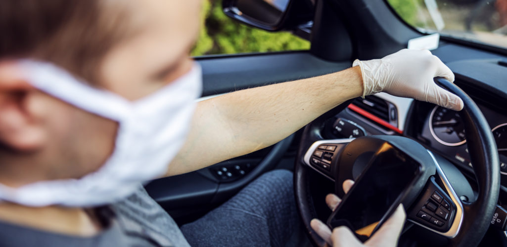 Coronavirus Pandemic Changes Driving Habits for the Worse
