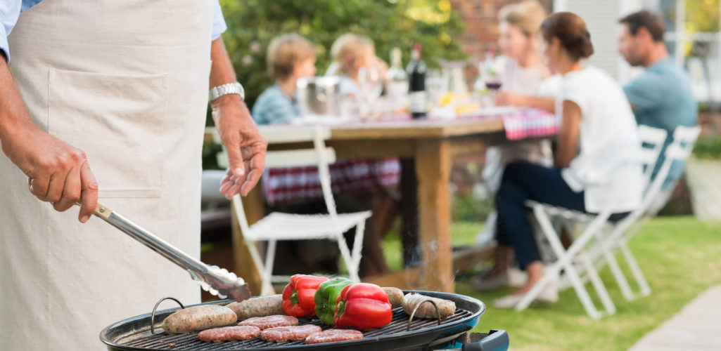 Remember Safety When Barbecuing This Summer