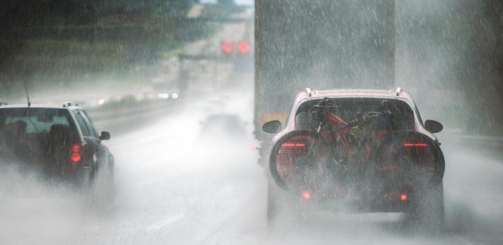 Ensure Safe Driving on Rain-Soaked Roads